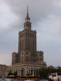 Zdjecie: Warszawa *Pałac Kultury i Nauki*