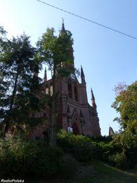 Zdjecie: Kalisz *Chełmce - Kościół*