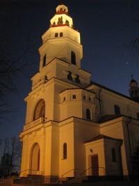 Zdjecie: Mońki *Kościół MB Cz. i św. Kazimierza*