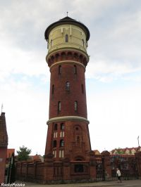 Zdjecie: Morąg *Wieża Ciśnień*