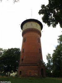 Zdjecie: Ostróda *Wieża Ciśnień*