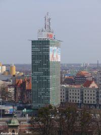 Zdjecie: Gdańsk *Budynek Centrum Techniki Okrętowej*