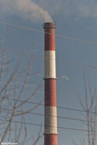 Zdjecie: Kraków *Komin Huty ArcelorMittal Poland (2)*