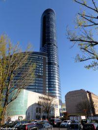 Zdjecie: Wrocław *Budynek Sky Tower*