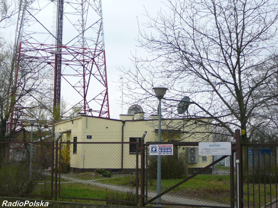 RadioPolska • Obiekt nadawczy | RON Gorzów Wielkopolski