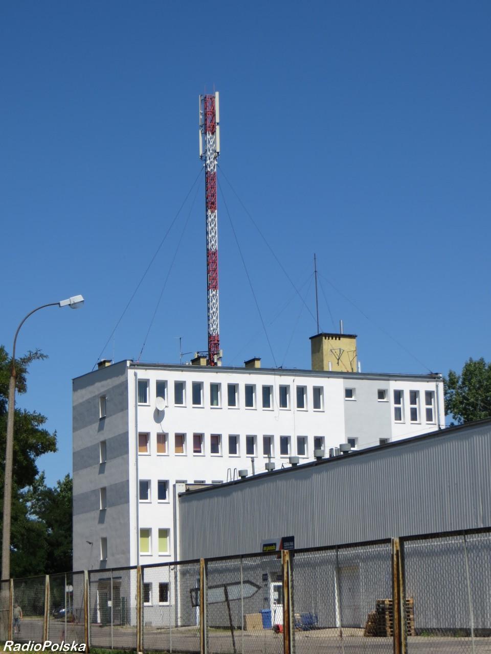 RadioPolska • Obiekt nadawczy | Gorzów Wielkopolski *ul